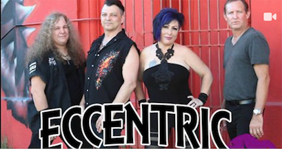 Eccentric - Bringing back the 80's