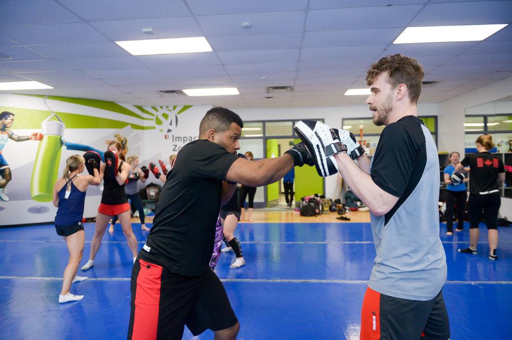 Fitness Kickboxing Canada