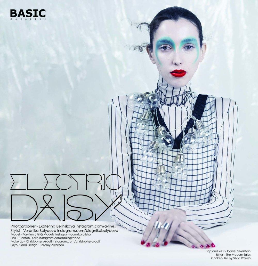 basic magazine - DECEMBER 2017