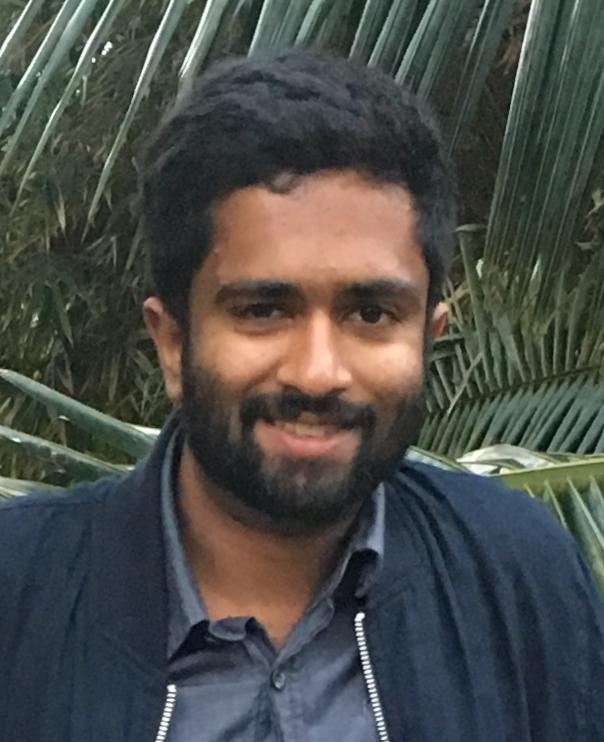 Bharat Raman -  Game Designer .