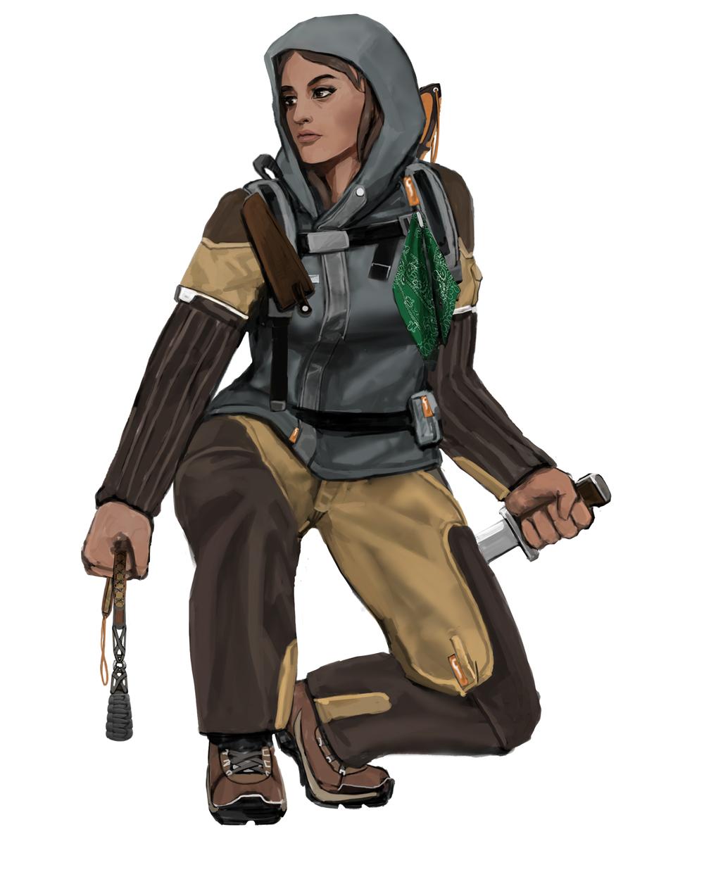 Seeker - The Scout