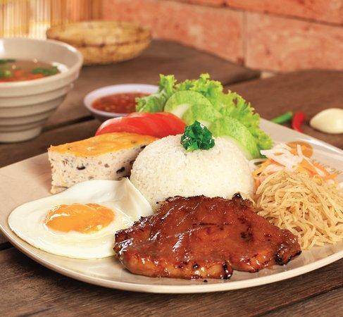 Pork Chop Rice - $9.99