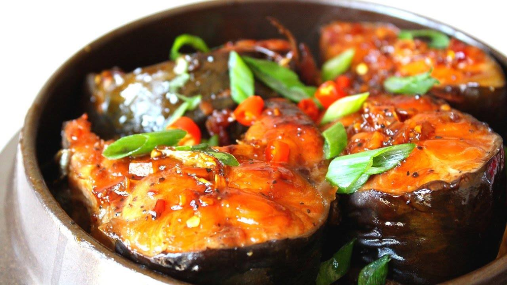Fish in Clay Pot with Rice - $9.99