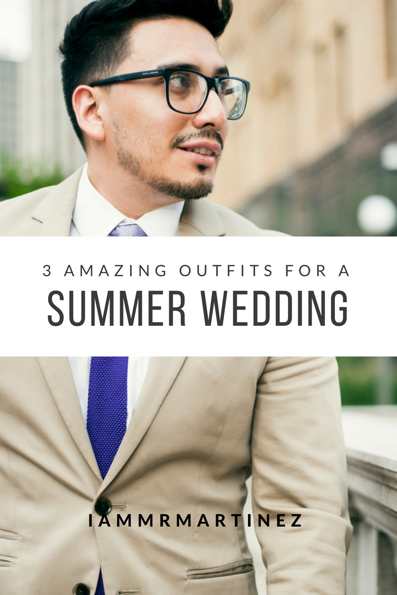 3 Amazing Summer wedding outfits