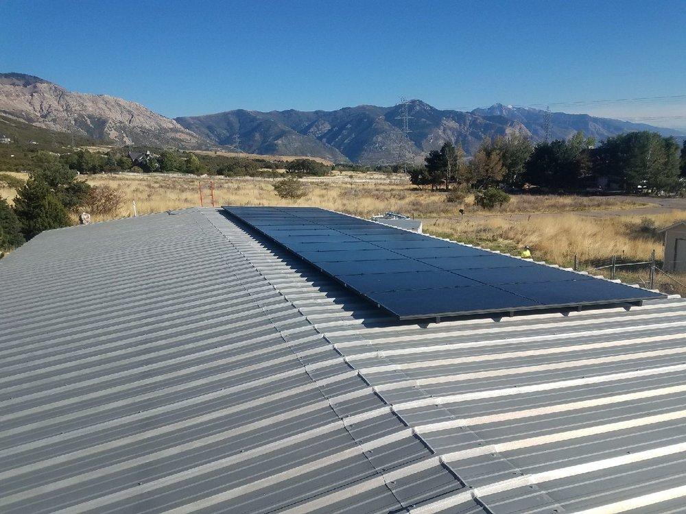 Metal Roof Mount -