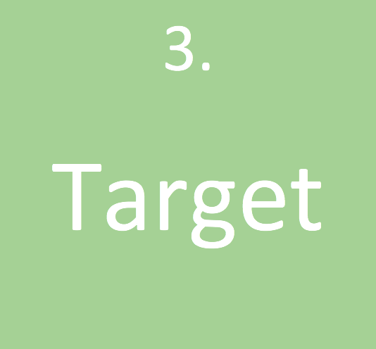 What is your target? -