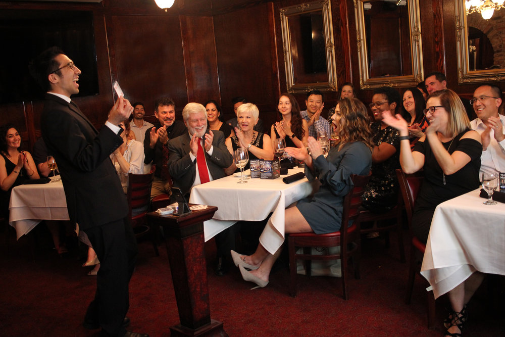 An Evening of Magic Dinner Show -