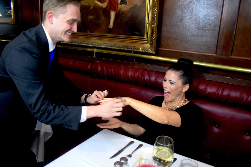 Complimentary Tableside Magic -