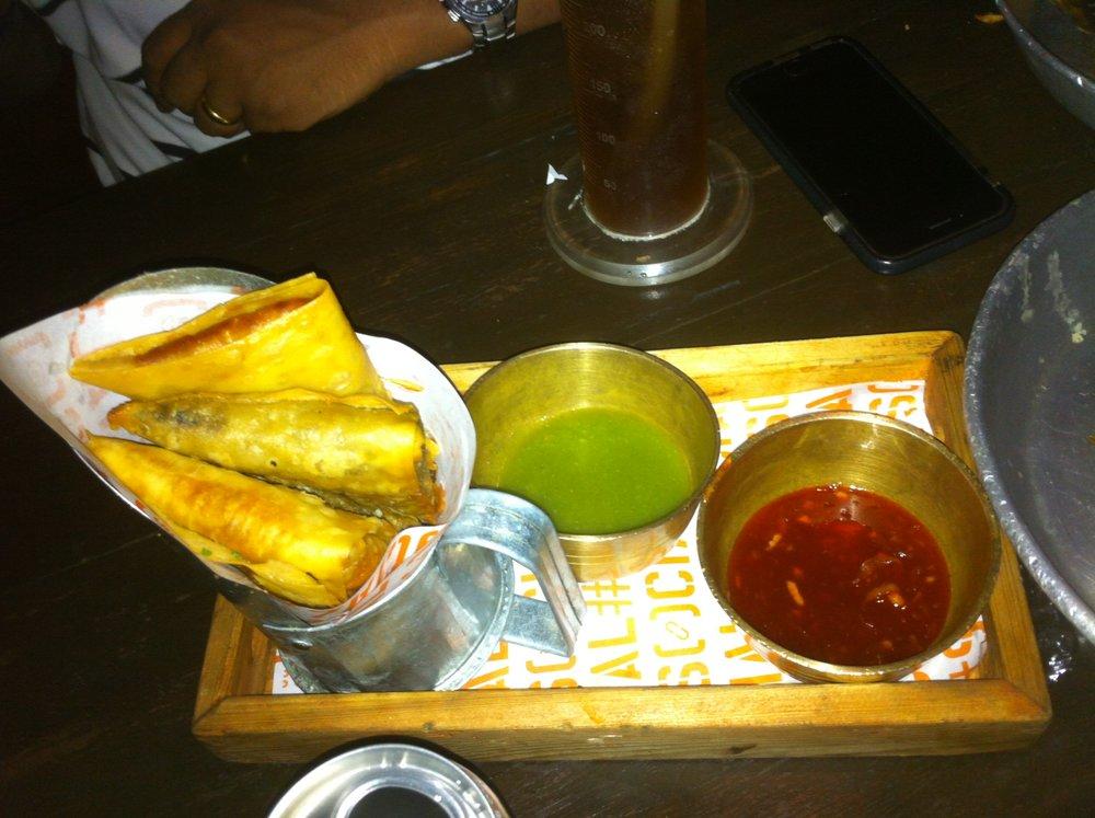 Awesomosas | Social | Phoenix Market city | Bangalore | PritishSocial | Food Blogger