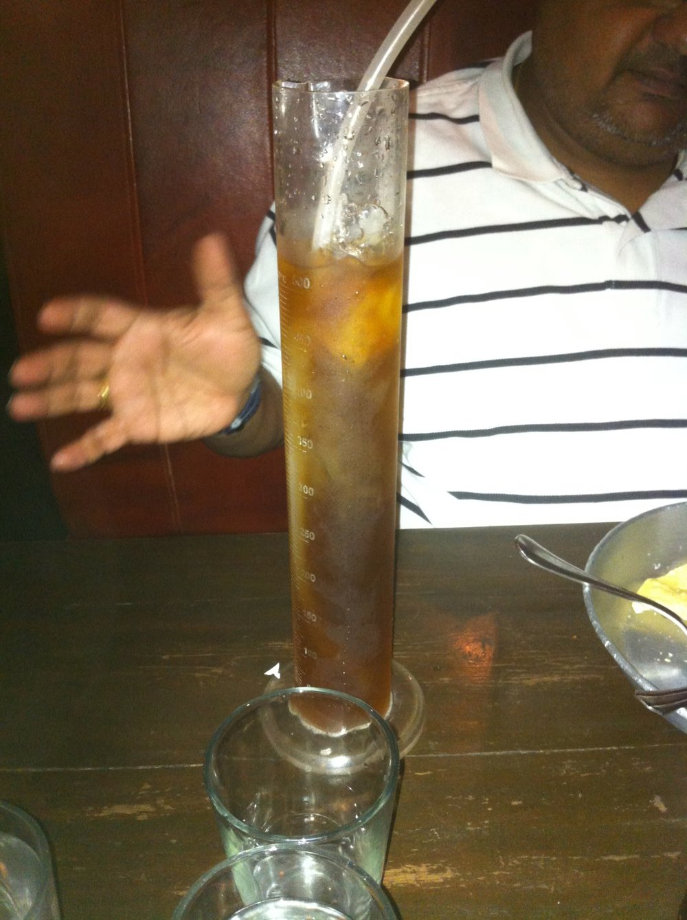 Long Island Ice Tea | Social | Phoenix Market city | Bangalore | PritishSocial | Food Blogger