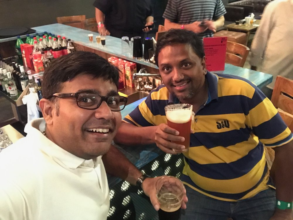 Microbrewery Red Rhino | Social Media Influencer Bangalore | PritishSocial | Food Blogger