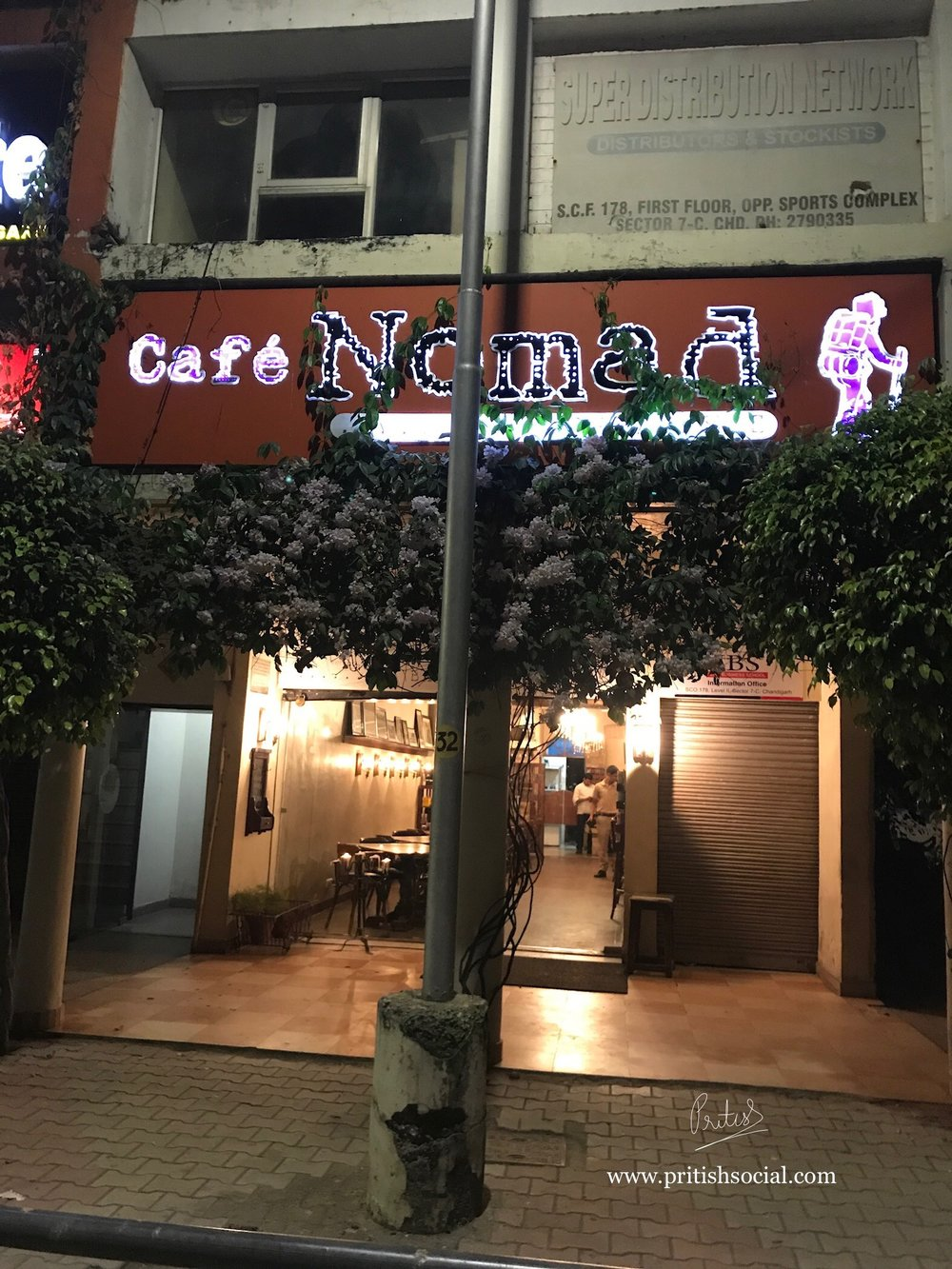 Café Nomad Chandigarh | Best Middle Eastern Restaurant 6 | Sector 7 | Food Blog | PritishSocial