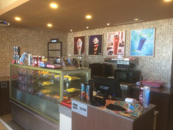 Inside Coffee Day Chikkasanne Near Bengaluru Airport PritishSocial.jpg
