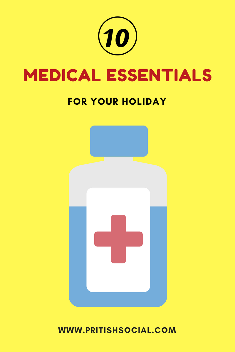 10 Medical Essentials For Your Holiday - TravelBlog.png