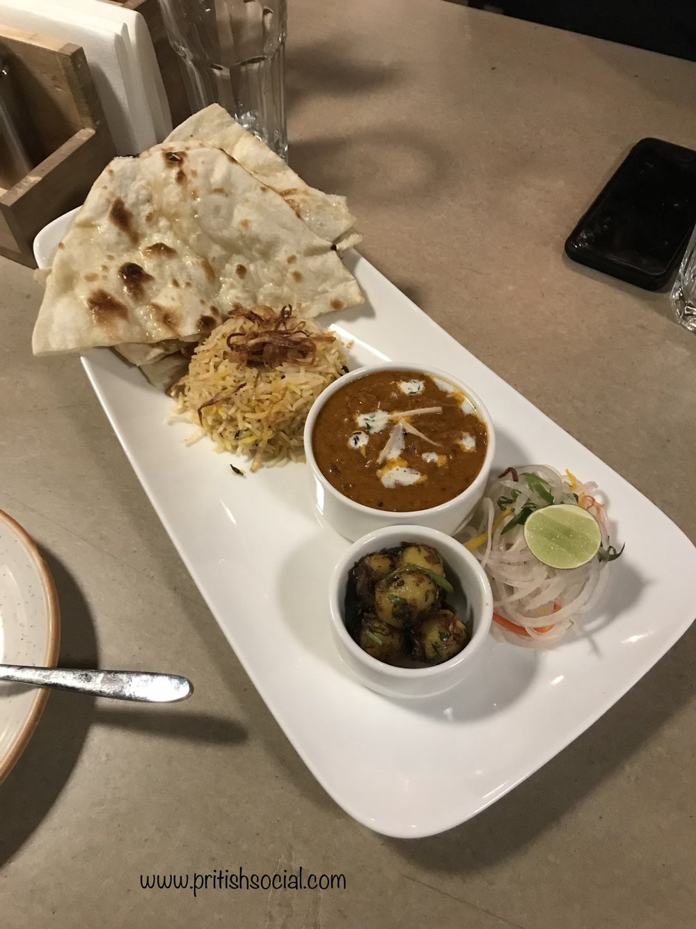 Dal Makhani Food Affair 10th Street Jubilee Hills Restaurant.jpg