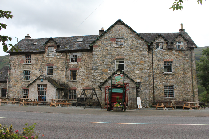 The Drovers Inn >> Visit To The Drover S Inn In Scotland Pritishsocial