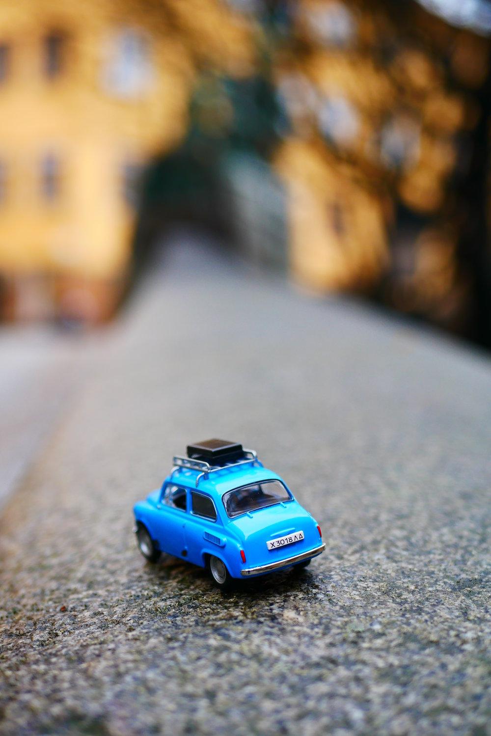 Παλιό ταξί φωτογραφία