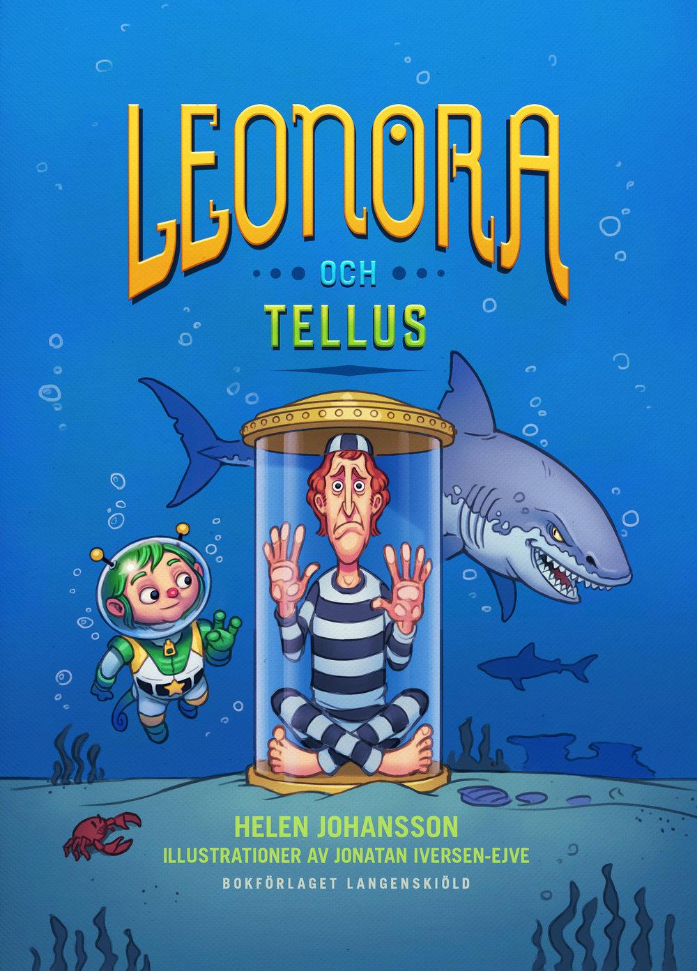 Leonora och Tellus -