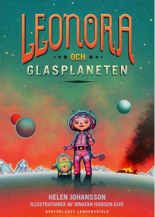 Leonora och Glasplaneten -