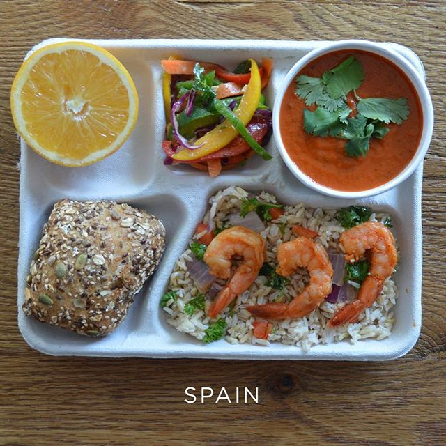 School lunches from around the world. Time for Gibraltar to do the same or better #feedmyfuture