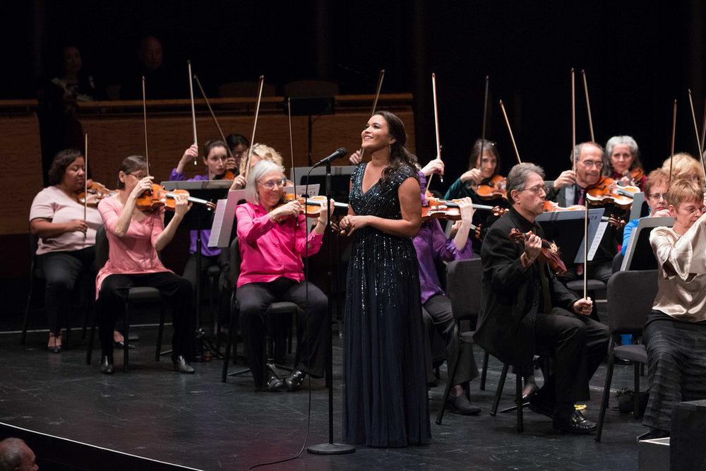 American Composer's Orchestra 40th Anniversary - 2017