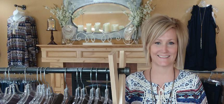 Jodi Jendrysik, women's boutique