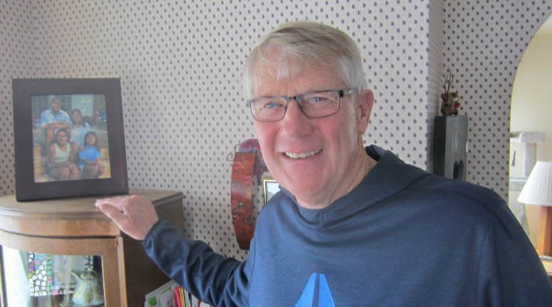 Jay McNamar, historian, teacher