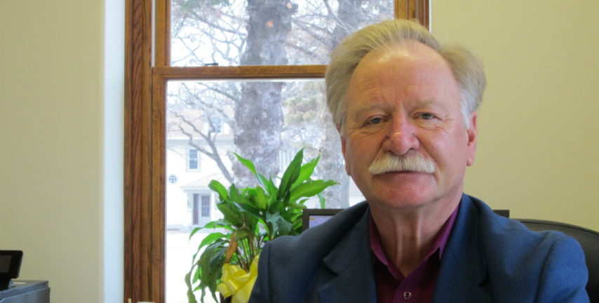 Jim Standish, Grant County Coordinator