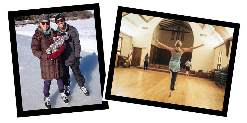 Molly Johnston, Zenon Dance Company