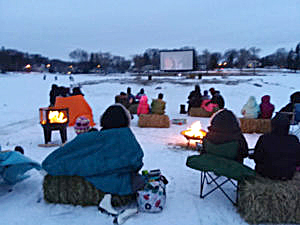 Outdoor Theater, Fergus Falls