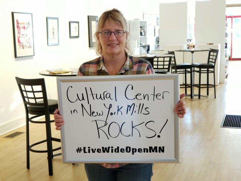 NewYorkMillsCultural Center