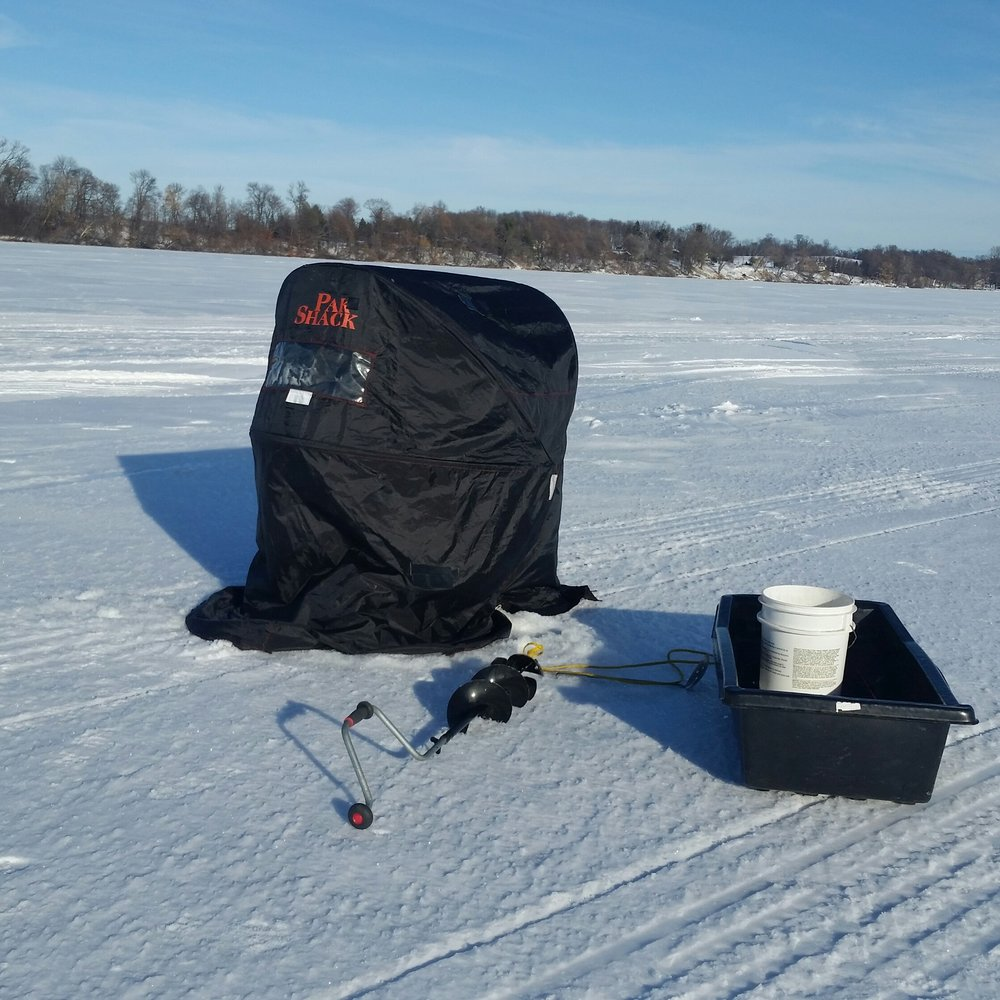 If there's ice on the lake, you'll know where to find Josh !