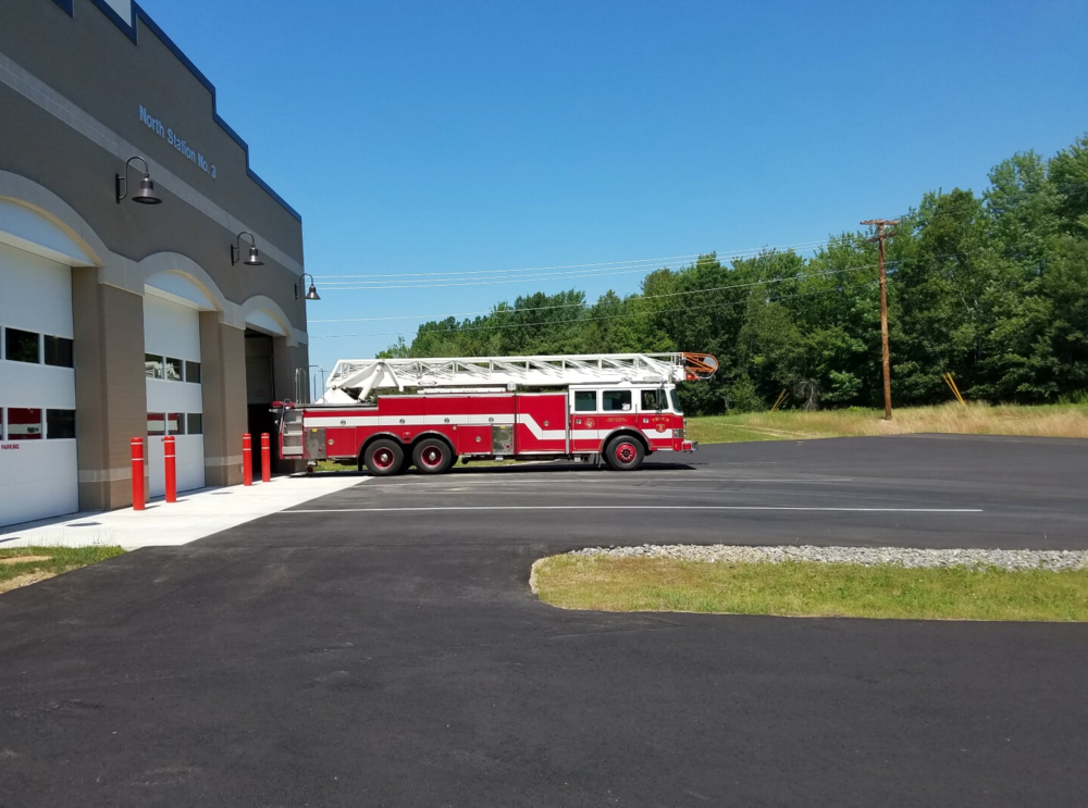 Augusta Fire station -