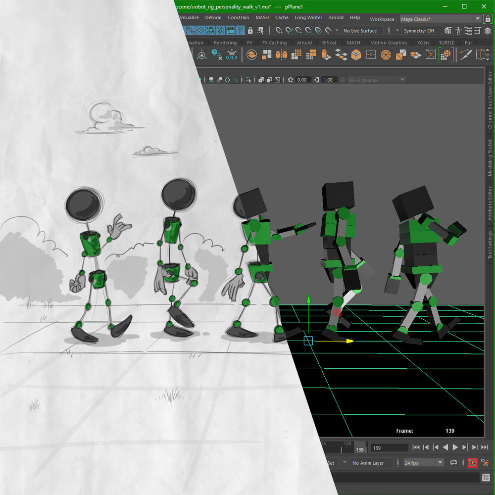 The Animation Course:Level 2 -