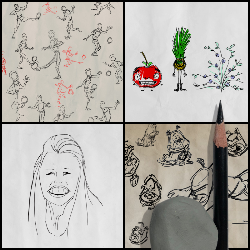 The Drawing Course:Level 2 -