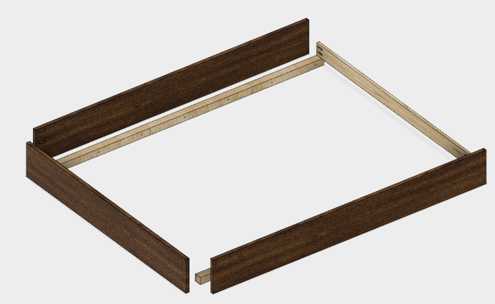 Build the Bed Frame