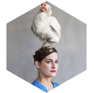 MARIJE VOGELZANG   Food Designer, Design Revolutionary, Eating Experience