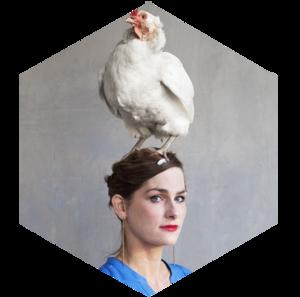 MARIJE VOGELZANG   Design Revolutionary, The Grand Dame of Eating Experience