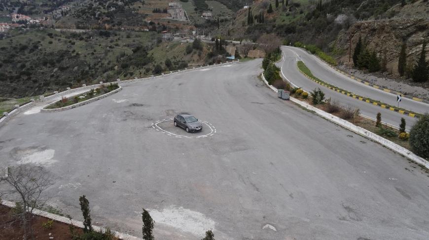 James Bridle, Autonomous Car Trap