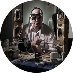 PROF. CHARLES SPENCE   Oxford Professor of the Senses, & Neurogastronomist