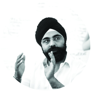 INDY JOHAR   Democracy Disruptor, Social Innovator