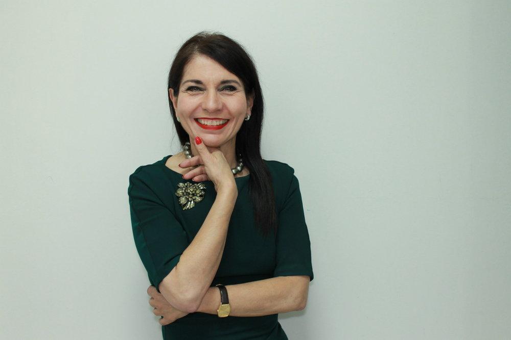 Diana Brown - Licenciada en Educacion Inicial y Preprimaria
