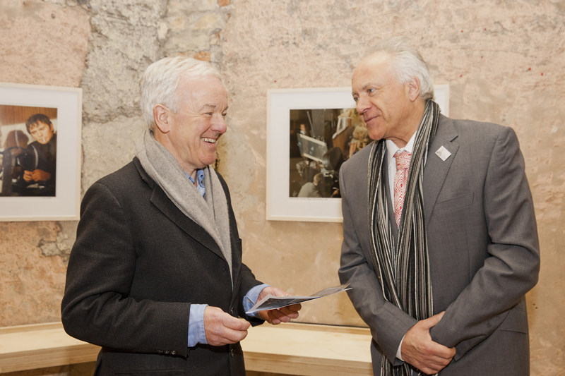 Anthony Farrell & Patrick Guinness