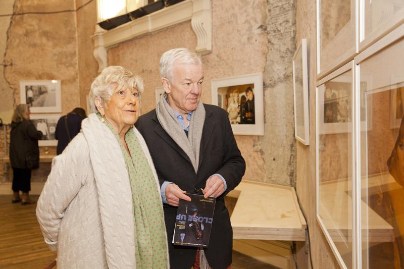 Susan Wood & Anthony Farrell