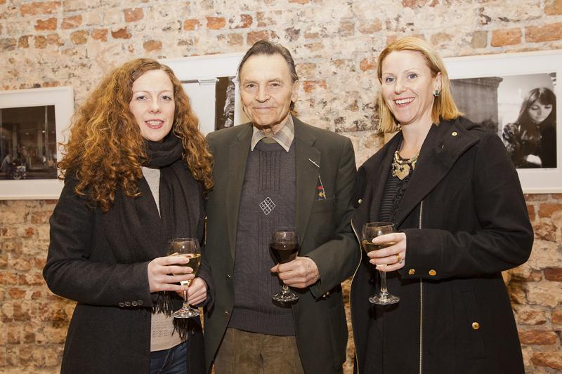 Sarah Smyth, David Johnston & Jackie Ryan