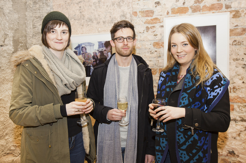 Grainne Curtin, David Mullane & Ruth Phelan