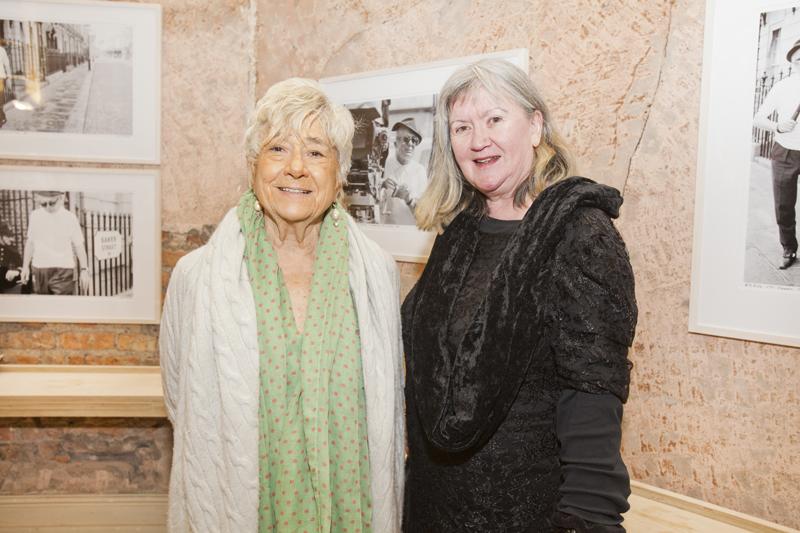 Susan Woods & Stephenie McBride