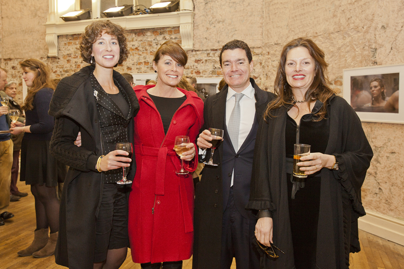 Victoria Browne, Karen Noble, Raymond Hurley & Sarah French
