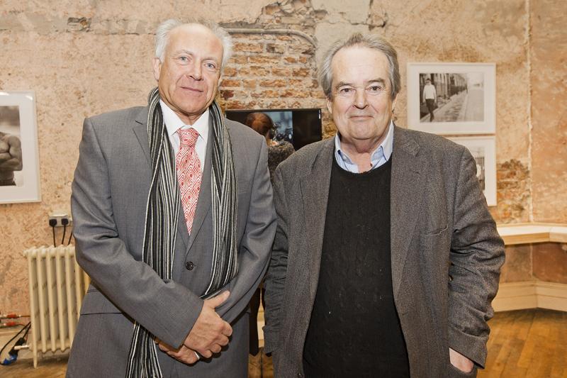 Patrick Guinness & Rodderick O'Connor