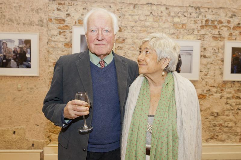 Desmond Guinness & Susan Wood